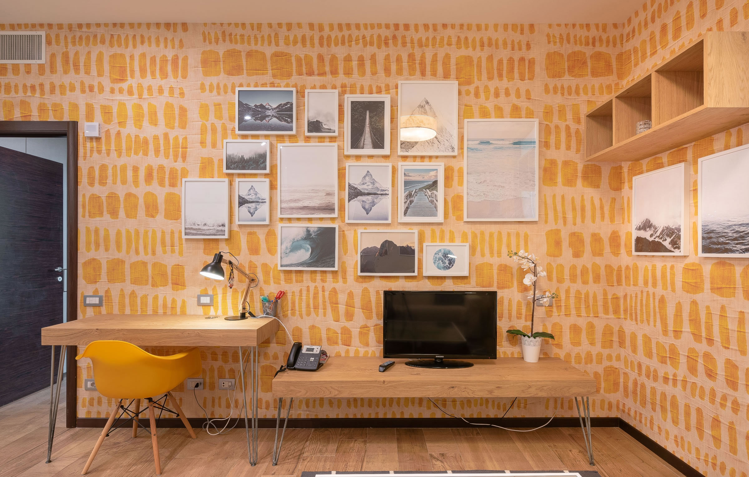 Puoi affittare un appartamento luxury per 1 settimana o più di un anno