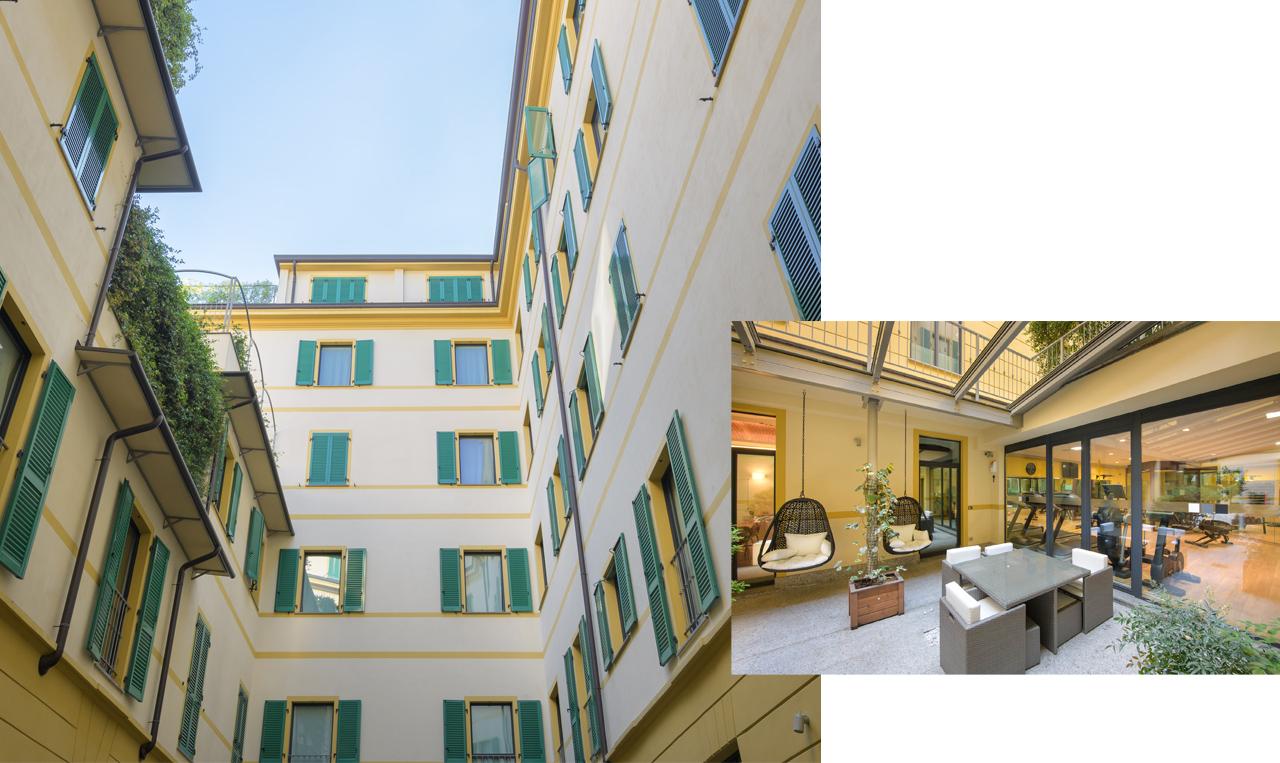 affitto appartamenti di design breve, medio e lungo termine