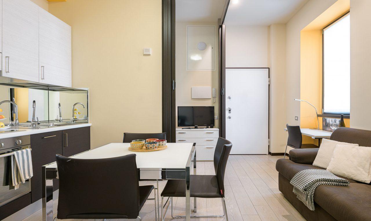 Trovare un appartamento di design in affitto è facile a Residenza Porta Volta