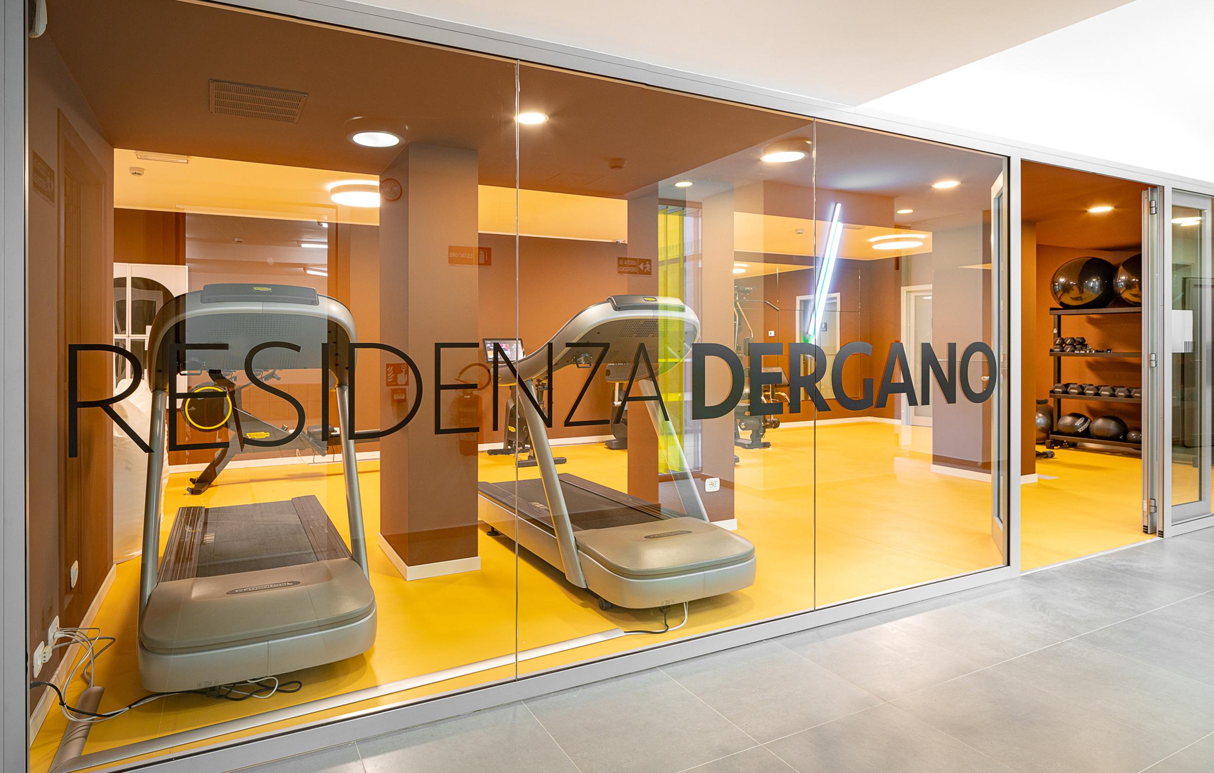 Fitness privato a Residenza Dergano